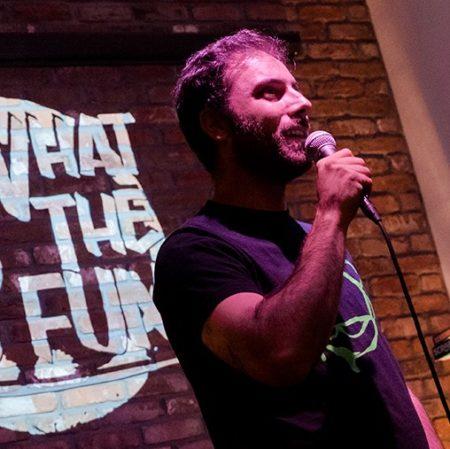 What The Fun - Humoriste - Xavier Garcia Diaz