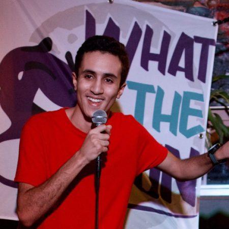 What The Fun - Humoriste - Amine Serock