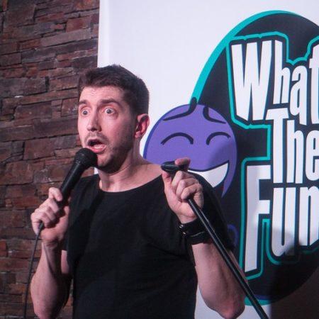 What The Fun - Humoriste - Etienne Sercks