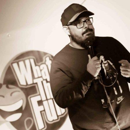 What The Fun - Humoriste - Funky Fab