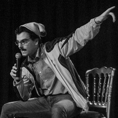 What The Fun - Humoriste - Pierre