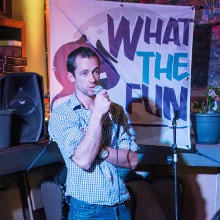 What The Fun - Humoriste - Yann
