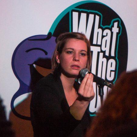 What The Fun - Humoriste - Marie-Eglantine
