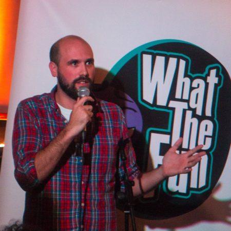 What The Fun - Humoriste - Sim Vandamme