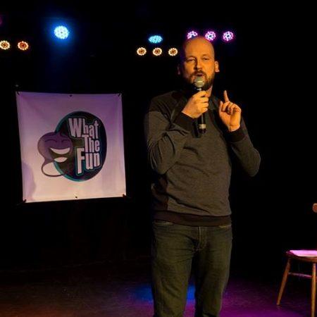 What The Fun - Humoriste - Jimmy Vandael