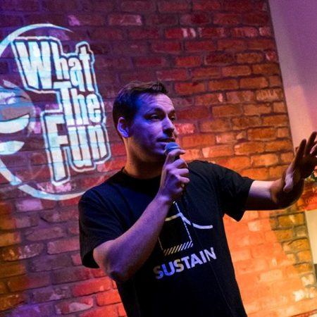 What The Fun - Humoriste - Stephane Everaert