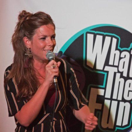 What The Fun - Humoriste - Elizz Felizz