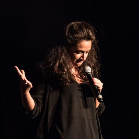 What The Fun - Humoriste - Julie Geller
