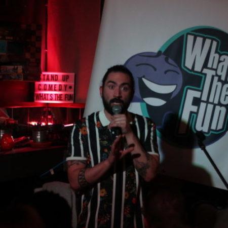 What The Fun - Humoristes - Rocco La Roca