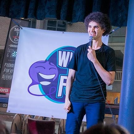 What The Fun - Humoristes - Adel