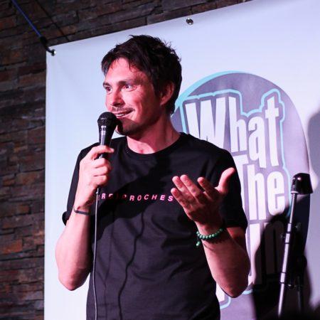 What The Fun - Humoriste - Guillermo Guiz