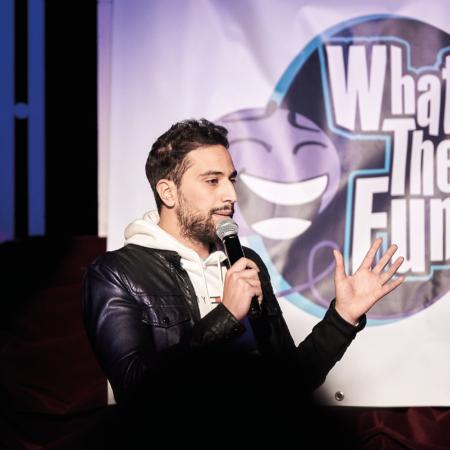 What The Fun - Humoristes - Mehdi Btb