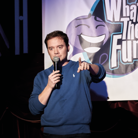 What The Fun - Humoristes - Simon Lepers